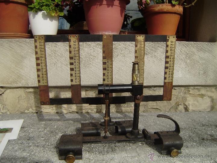 Antigüedades: ANTIGUO NIVEL FERROVIARIO - Foto 2 - 39742010