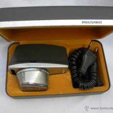 Antigüedades: MAQUINILLA ELECTRICA PHILISHAVE EXCLUSIVE. Lote 39742260
