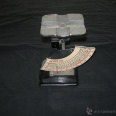 Antigüedades: PESA CARTA MARCA PETRUS 120. Lote 39863808