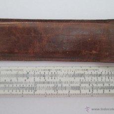 Antigüedades: ANTIGUA REGLA DE CALCULO. Lote 39878355