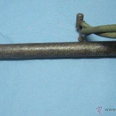 Antigüedades: BOMBA DE BICICLETA O MOTO ANTIGUA. Lote 39884668