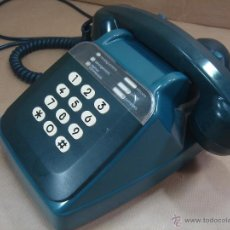 Teléfonos: BONITO TELEFONO FRANCES CON AURICULAR EXTRA - PTT FRANCIA AÑOS 60 ¡¡¡ FUNCIONANDO ¡¡¡. Lote 39958654