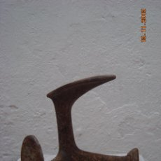 Antigüedades: YUNQUE O PIE DE ZAPATERO. Lote 39954183