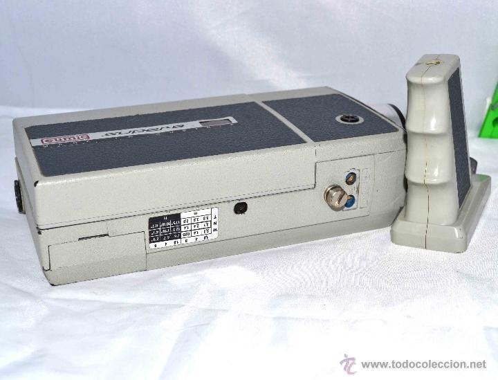 Antigüedades: GRAN CAMARA DE CINE SUPER 8 mm..AUSTRIA 1967..EUMIG EUMIGETTE.....FUNCIONA.. - Foto 17 - 39996298