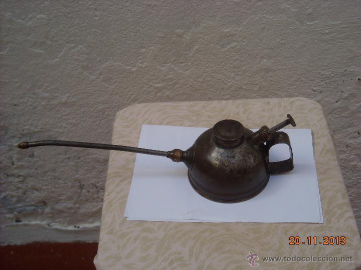 ENGRASADOR DE ACEITE (Antigüedades - Técnicas - Herramientas Profesionales - Mecánica)