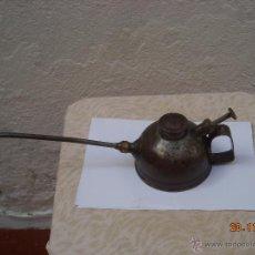 Antigüedades: ENGRASADOR DE ACEITE. Lote 40072112