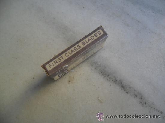 Antigüedades: HOJAS DE AFEITAR - SOLINGE - ANTIGUAS - SCHARPOL - Foto 3 - 40133392