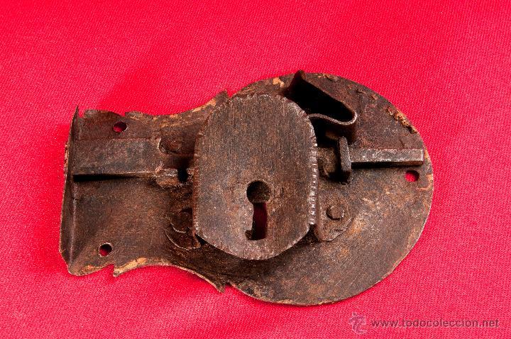 Antigüedades: CERRADURA - Foto 3 - 40190538