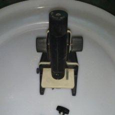Antigüedades: MICROSCOPIO. Lote 40359988