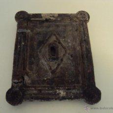 Antigüedades: ANTIQUISIMA PUERTA AGUA. Lote 40406320