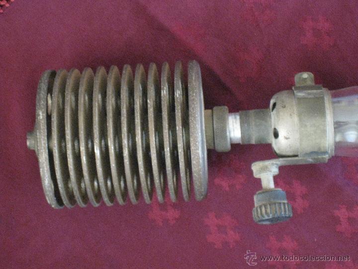 Antigüedades: TUBO DE RAYOS X MEDOR DE 1920. RADIOLOGIA. - Foto 6 - 40426871