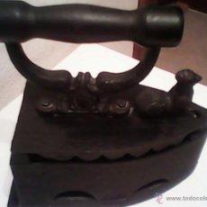 Antigüedades: ANTIGUA PLANCHA A CARBON EN MUY BUEN DE LOS AÑOS 30.40.. Lote 186062148