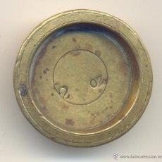 Antigüedades: BONITA PESA A CLASIFICAR VALOR: 2 ONZAS PESO: 56'5 GRAMOS.. Lote 40518233