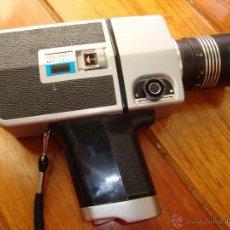 Antigüedades: CAMARA SUPER 8 LOADMATIC MP 303. Lote 40548014