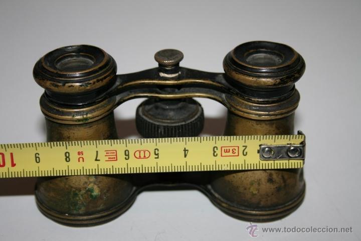 Antigüedades: ANTIGUOS PRISMATICOS O GEMELOS - Foto 2 - 40642950