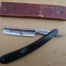 Antigüedades: NAVAJA DE AFEITAR DE LA MARCA CARL RADER Nº 14 SOLINGEN . Lote 40702060