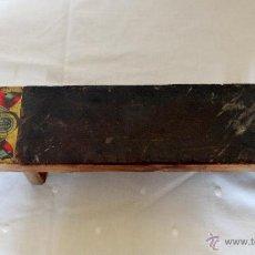 Antigüedades: ANTIGUO INSTRUMENTO PARA AFILAR CUCHILLOS.. Lote 40759636