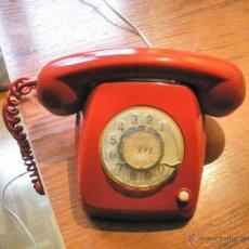 Teléfonos: TELEFONO CITESA ROJO RESTAURADO. Lote 40951533