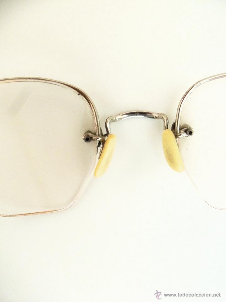 Antigüedades: Gafas, anteojos o lentes Alemanes -Apran - Años 40 - Completos y originales - Foto 9 - 111669239