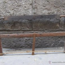 Antigüedades: ANTIGUA SIERRA DE EBANISTA-CARPINTERO, DE MADERA. Lote 41021305