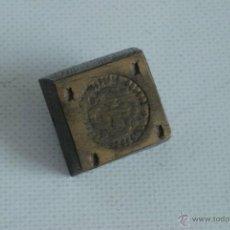 Antigüedades: PONDERAL PARA MONEDAS DE ORO.. Lote 41026769