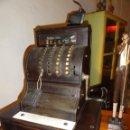 Antigüedades: CAJA REGISTRADORA NATIONAL, FABRICADA PARA ESPAÑA, HASTA 999,90 PESETAS. FUNCIONANDO. Lote 41027796