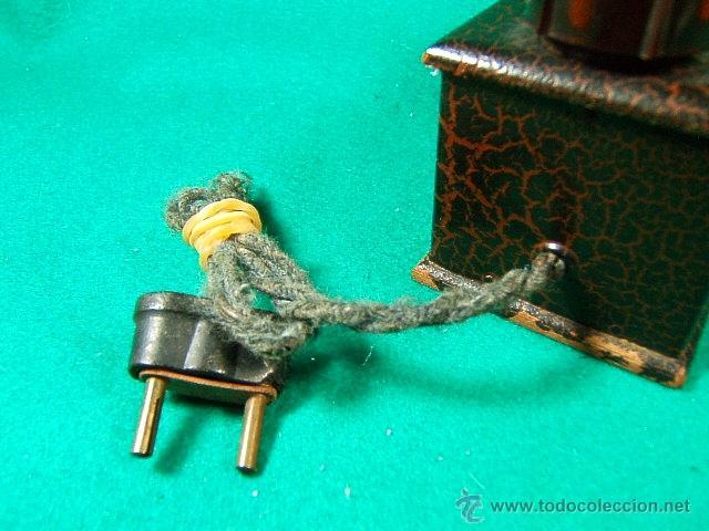 Antigüedades: LINTERNA MAGICA CON BOMBILLA Y LUZ GRADUABLE SOMBRAS CHINESCAS,QUIZAS TAMBIEN....-FINAL SIGLO XIX - Foto 3 - 41052007