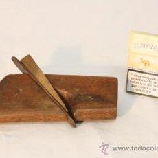 Antigüedades: CEPILLO DE CARPINTERO PARA MOLDURAS. Lote 41061633
