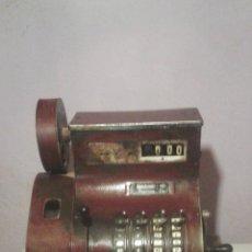 Antigüedades: CAJA REGISTRADORA NATIONAL 1900 1920. Lote 41099220