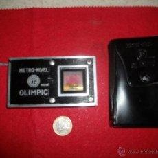 Antigüedades: METRO NIVEL OLIMPIC. Lote 41233929