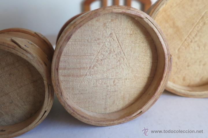 Antigüedades: medidas de aridos metricas 4 - Foto 3 - 41274678
