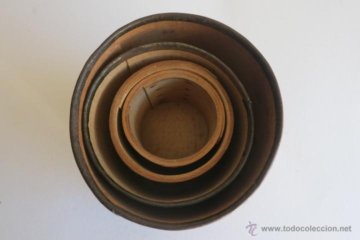 Antigüedades: medidas de aridos metricas 4 - Foto 4 - 41274678