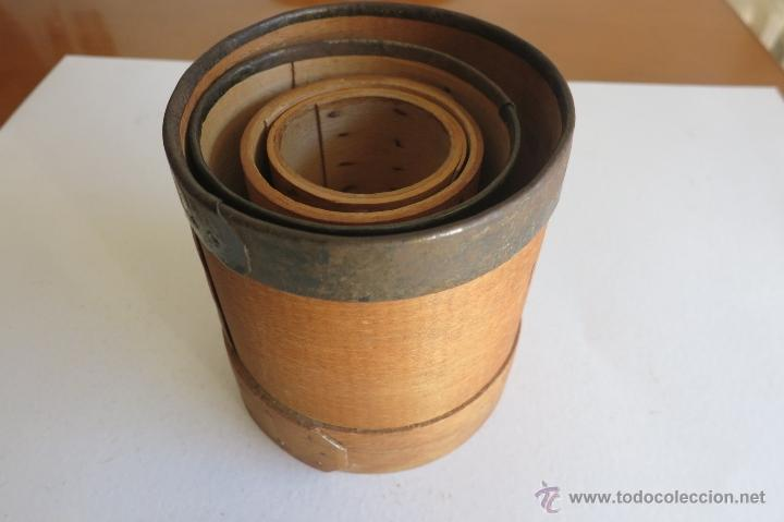 Antigüedades: medidas de aridos metricas 4 - Foto 5 - 41274678