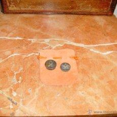 Antigüedades: LOTE DE 1 ONZA Y MEDIA ONZA.. Lote 41296296