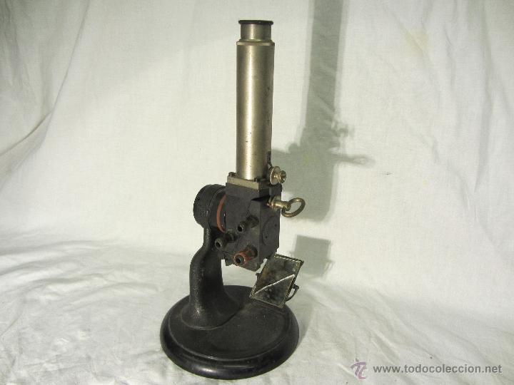 REFRACTOMETRO ABBE, CARL ZEISS (Antigüedades - Técnicas - Instrumentos Ópticos - Microscopios Antiguos)