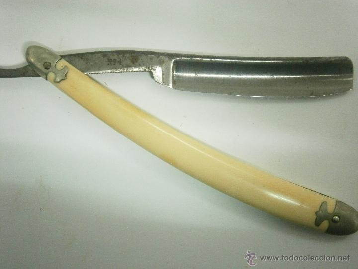 Antigüedades: Navaja de afeitar Heljestrand Eskiltuna - Foto 2 - 41307747