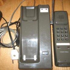 Teléfonos: TELEFONO CON BASE MARCA COMO 550 DX. Lote 32637288