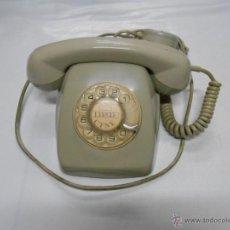 Teléfonos: ANTIGUO TELEFONO DE DISCO FABRICADO EN CITESA MALAGA. Lote 41336809
