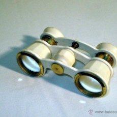 Antigüedades: PRISMÁTICOS ANTIGUOS DE ÓPERA, EUA. Lote 41448492