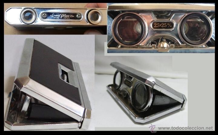 ANTIGUOS BINOCULARES / PRISMATICOS DE OPERA Y TEATRO - SPORT GLASS - AÑOS 50/60 (Antigüedades - Técnicas - Instrumentos Ópticos - Binoculares Antiguos)