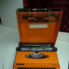 Antigüedades: MAQUINA ESCRIBIR ELECTRICA ADLER.. Lote 41481969