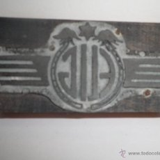 Antigüedades: TAMPON SELLO DE MOTO ELIG. Lote 41512767