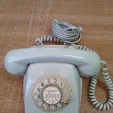Teléfonos: TELEFONO MODELO HERALDO COLOR GRIS. Lote 41580260