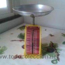 Antigüedades: BASCULA COCINA ANTIGUA MARCA BERNAR. Lote 41614045