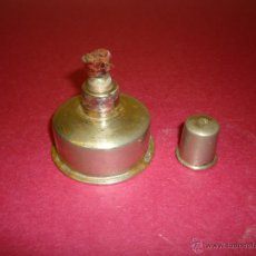 Antigüedades: QUEMADOR DE ALCOHOL FARMACIA ANTIGUO. Lote 41819666