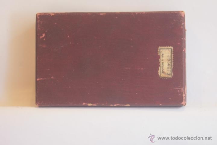 Antigüedades: AFILADOR DE CUCHILLAS DE AFEITAR MARCA ALLEGRO - Foto 10 - 42102249