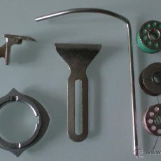 Antigüedades: ACCESORIOS MAQUINA DE COSER. Lote 42112420