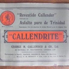 Antigüedades: CATÁLOGO DE REVESTIDO. Lote 42185291