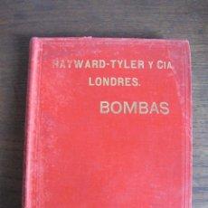 Antigüedades: CATÁLOGO DE BOMBAS HIDRÁULICAS. Lote 42185434