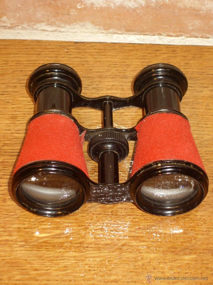 PRISMATICOS DE OPERA. (Antigüedades - Técnicas - Instrumentos Ópticos - Prismáticos Antiguos)